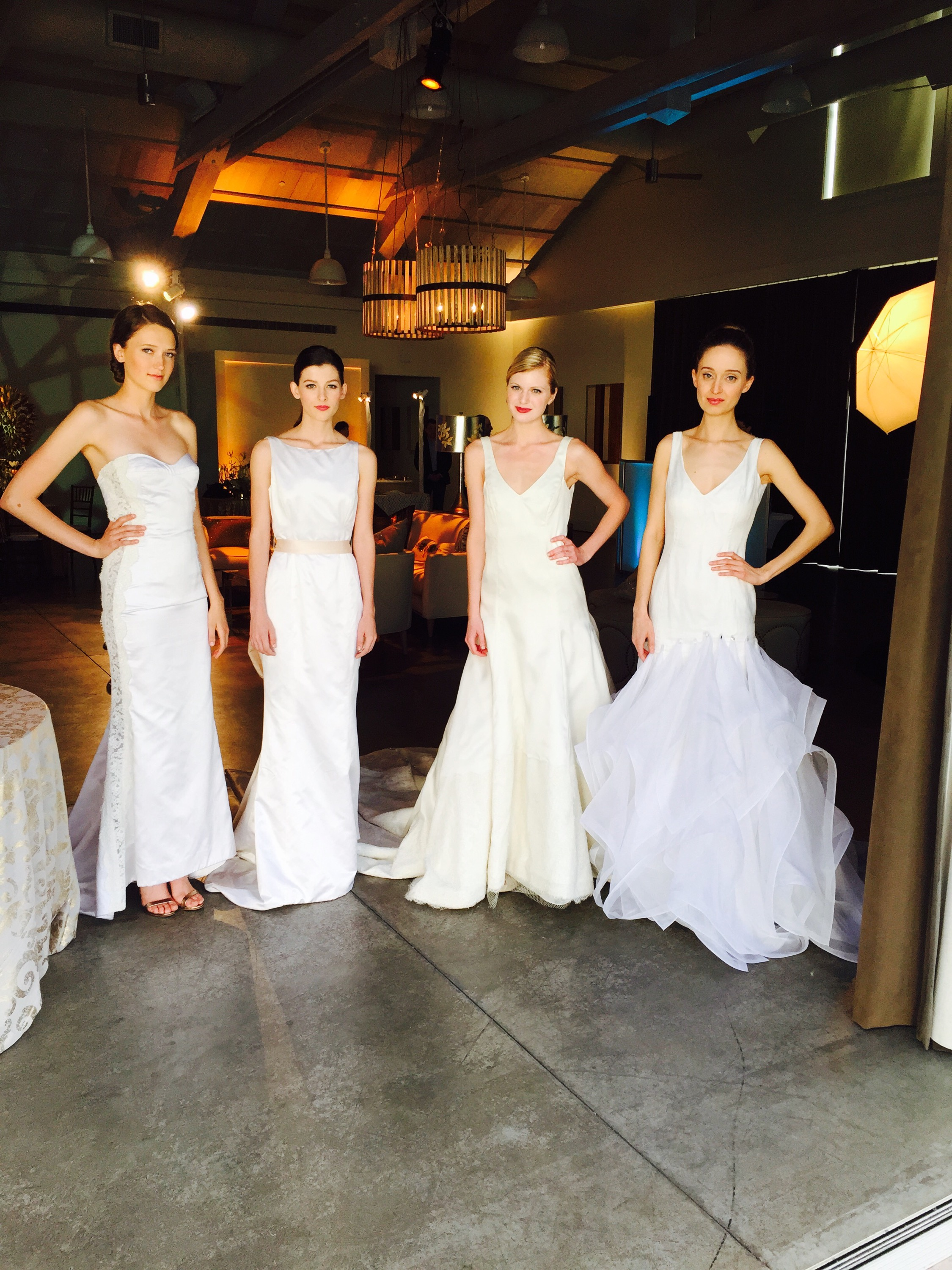 Justina Bridal Mixes & Mingles at Solage Calistoga